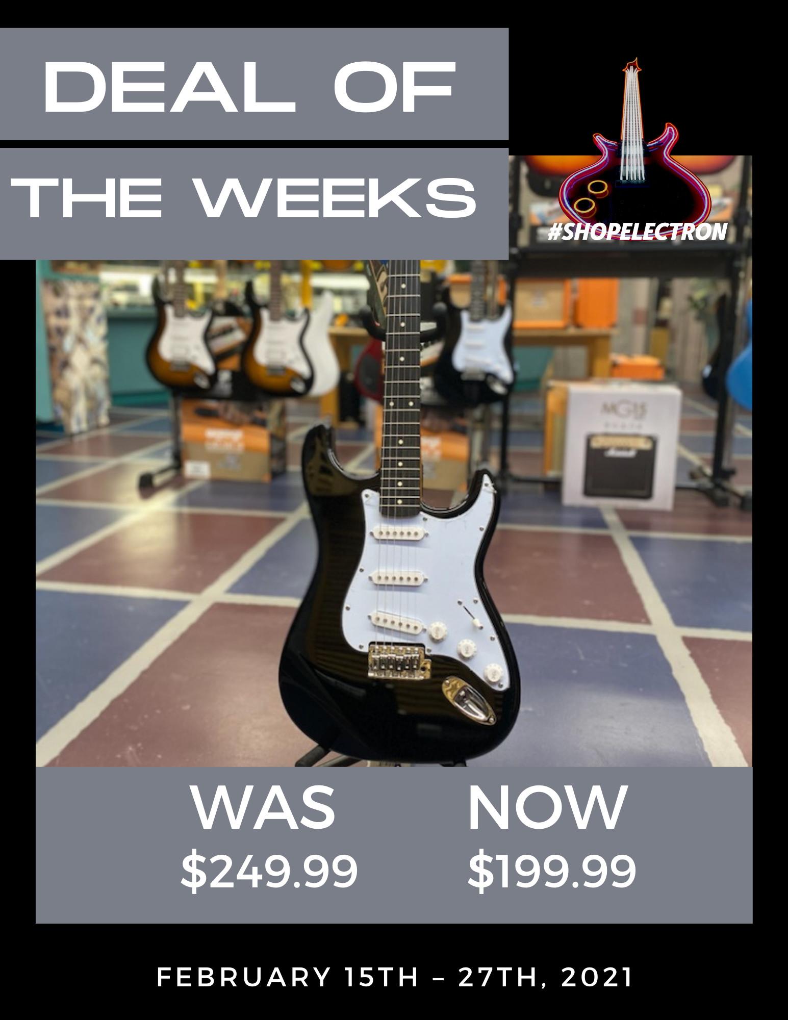 Deal of the Week: Oscar Schmidt OS-300